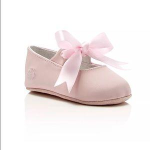 Polo Girls' Briley Ballet Flats - Baby